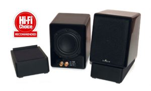 Review of The ONE speakers in Hi-Fi Choice Magazine -